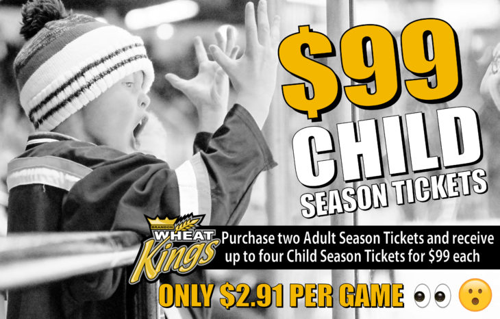 Child Season Ticket Page