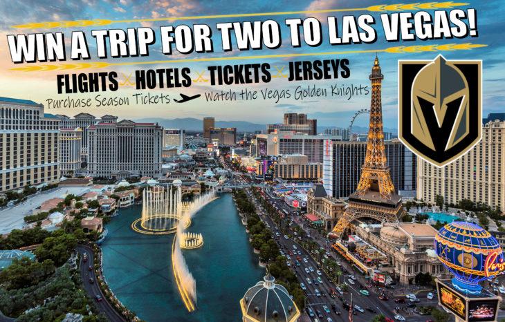 Vegas Trip for 2 Webpage