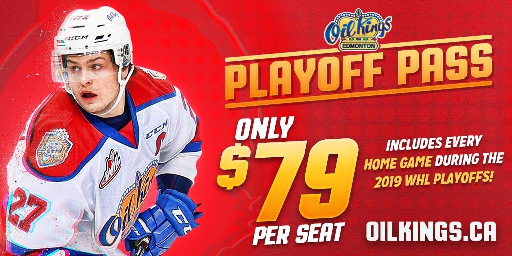 2019 WHL Playoff Pass - Twitter
