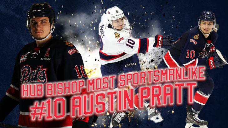 Sportsmanlike Player- Pratt