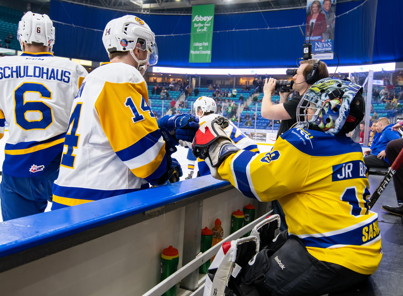 Saskatoon Blades Hockey Club