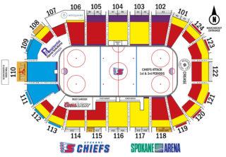 Arena Map 2019 Playoffs