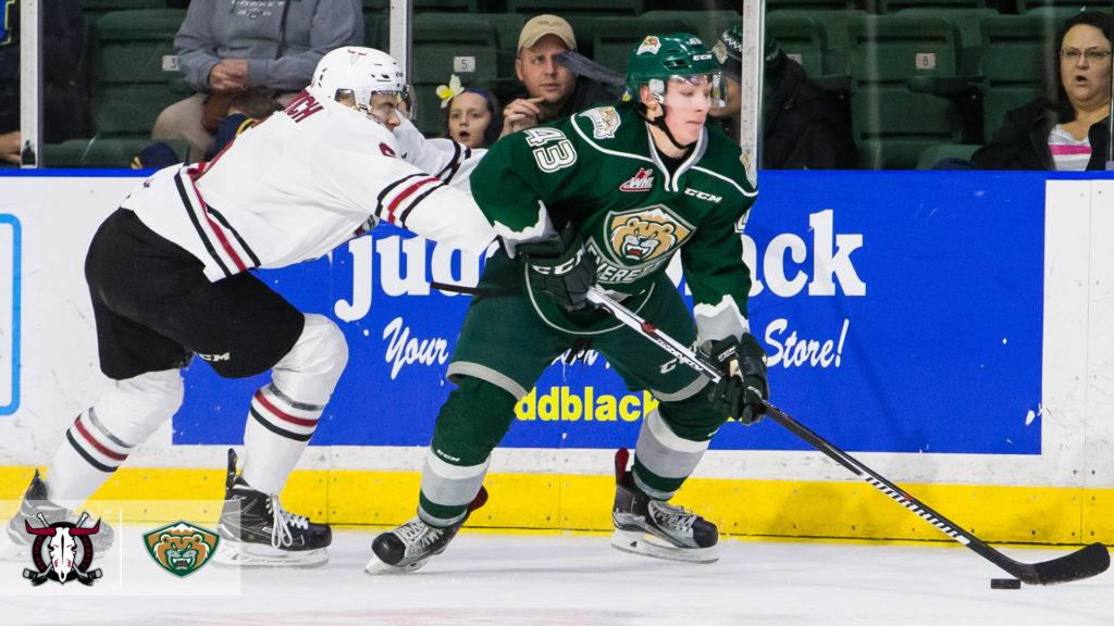 WHL Announces Postponement Of Red Deer At Everett