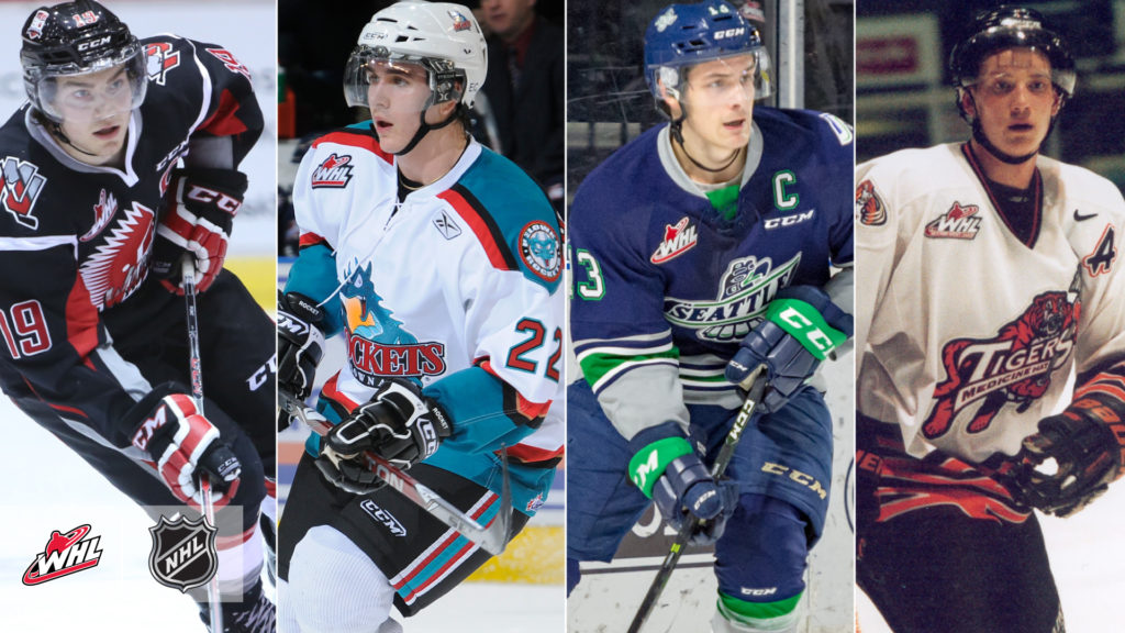 73 WHL Alumni Set To Participate In 2019 Stanley Cup