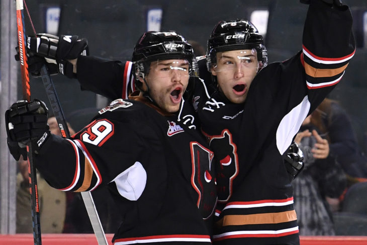 The Hitmen have struck for five powerplay goals in the season series against the Tigers