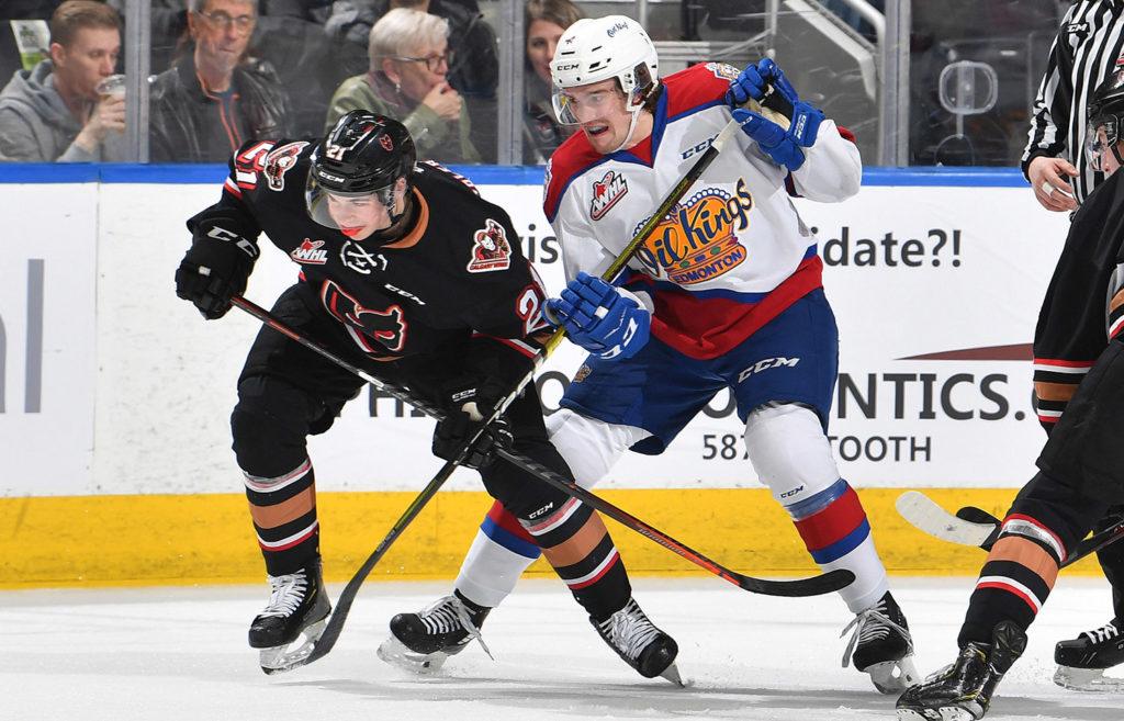 5e28cceb049 Oil Kings cap off regular season with 11-game win streak – Edmonton Oil  Kings