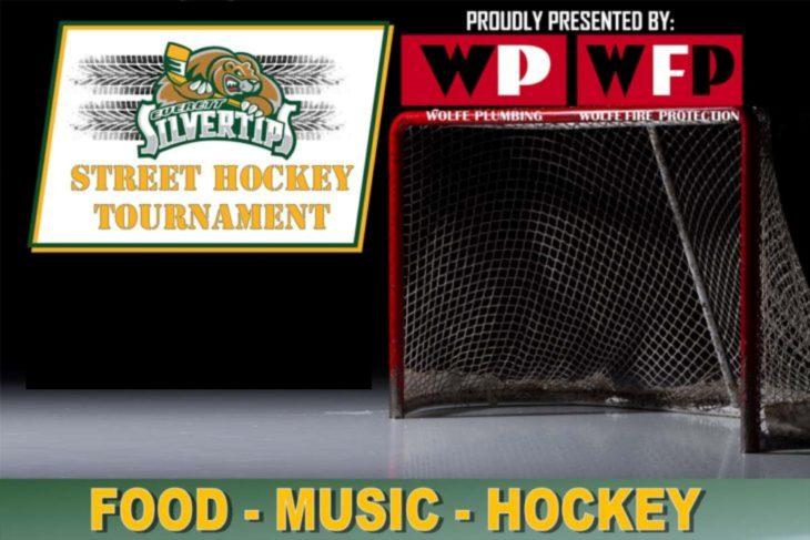 Street Hockey 19