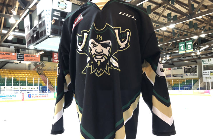 4f6d338da40c Jersey Auctions – Prince Albert Raiders