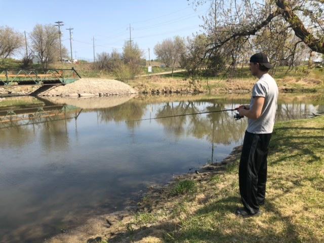 Barteaux Fishing