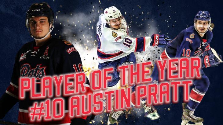 Player of the Year- Pratt