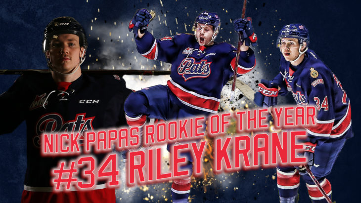 Rookie of the Year- Krane