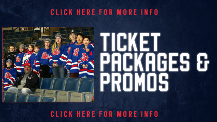 Ticket Packs and Promos