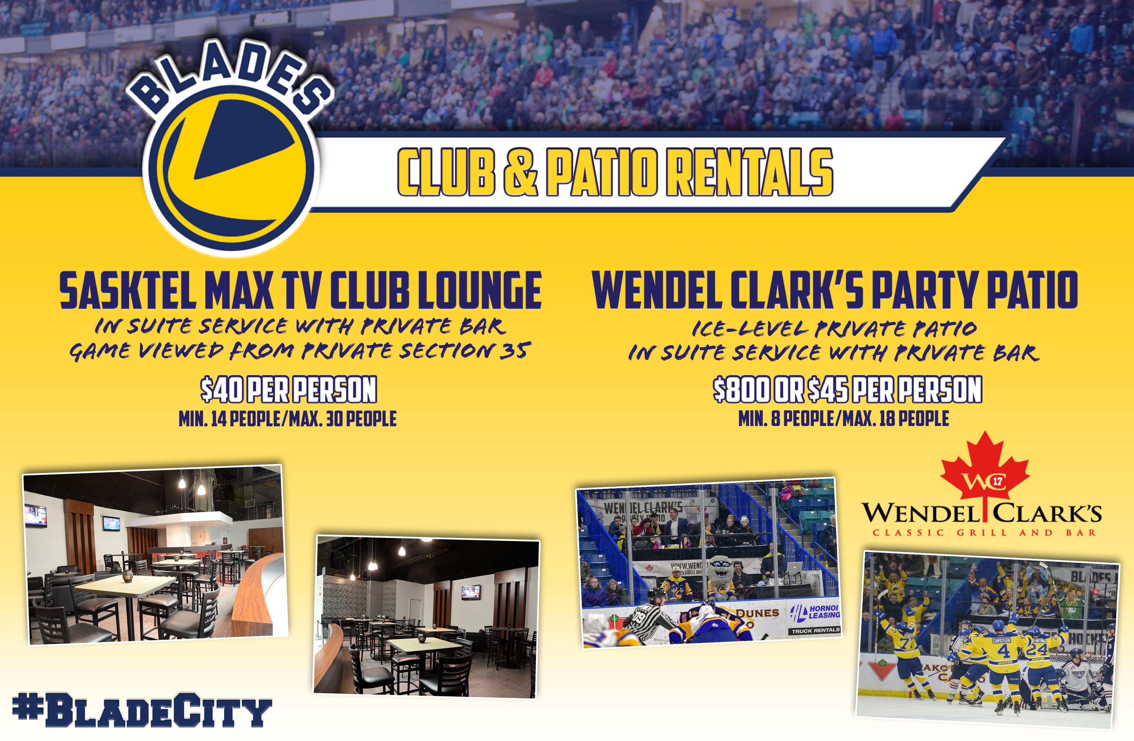 Club & Patio - updated