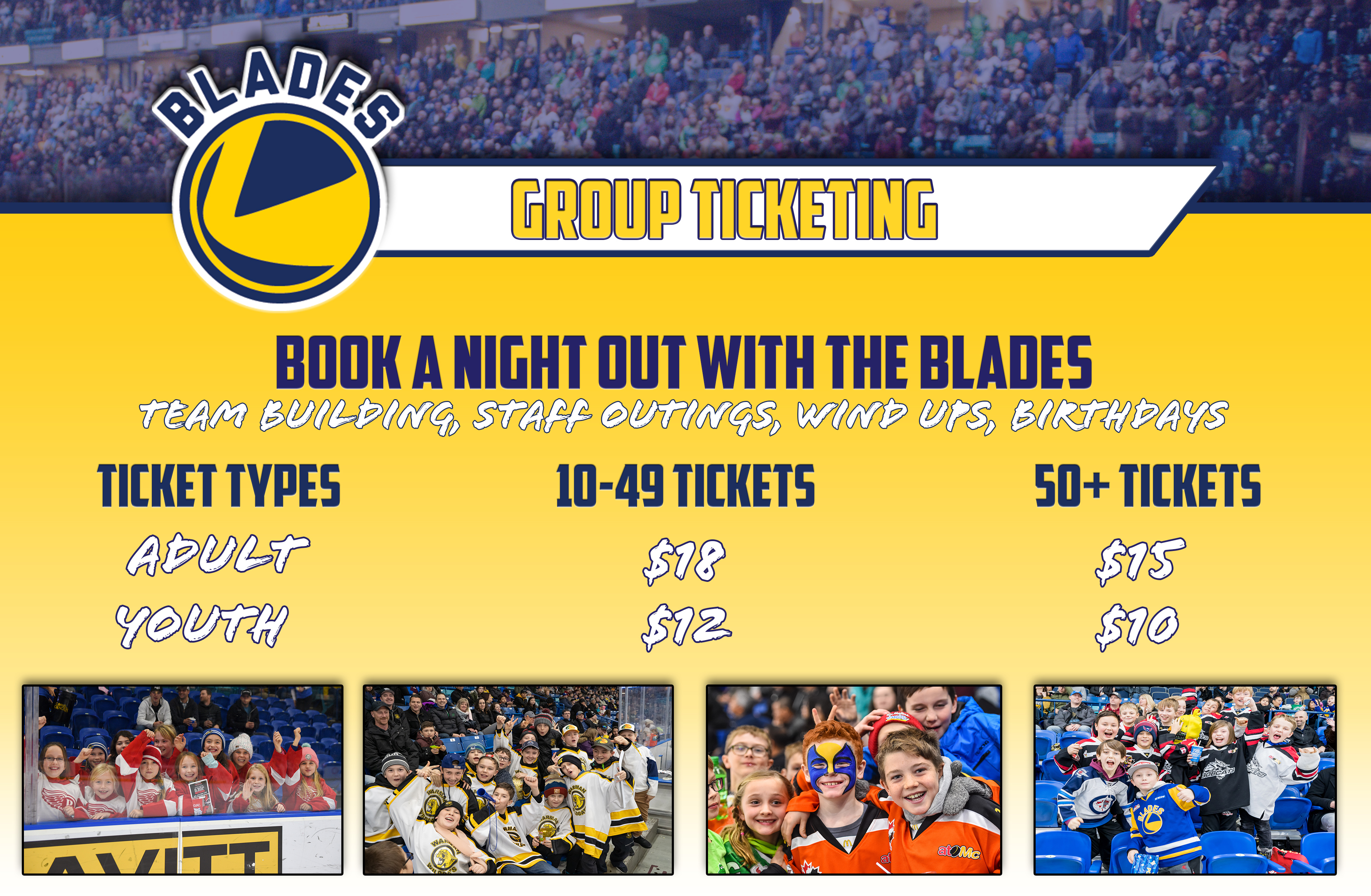 Group Ticketing - updated