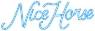 nicehorse-logo-neon-darkblue