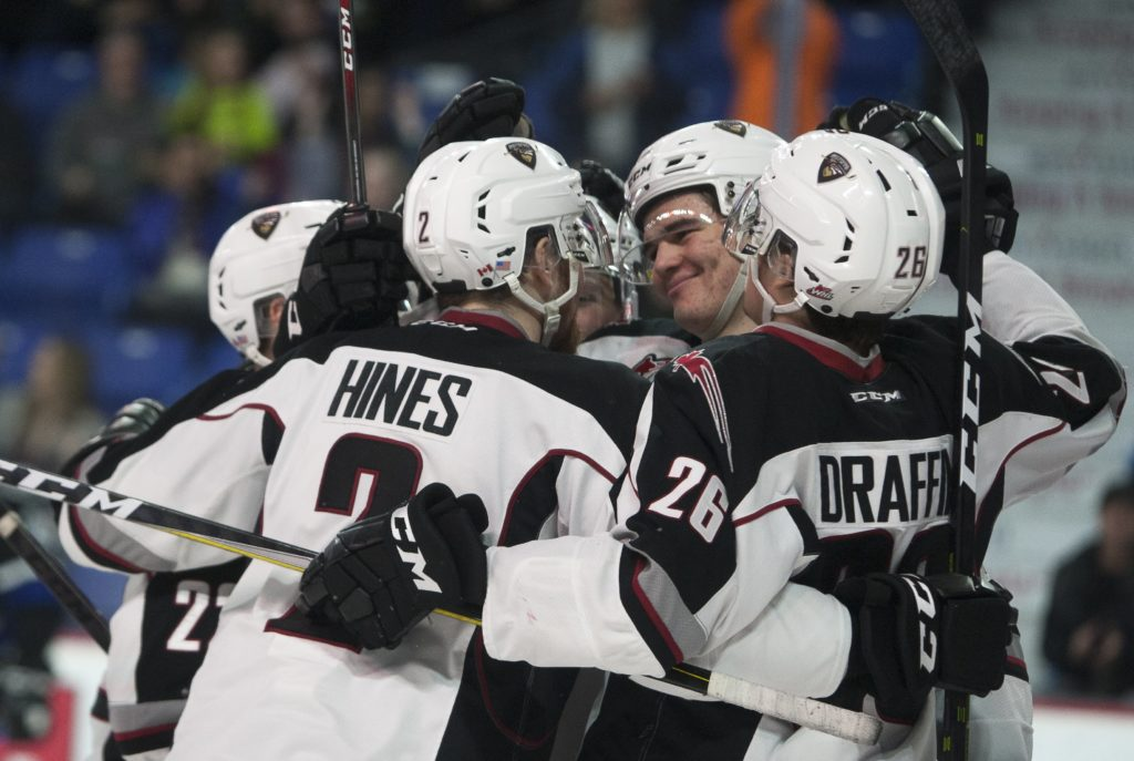 dd30101a6 Vancouver Giants Single Game Playoff Tickets Are Now On Sale!