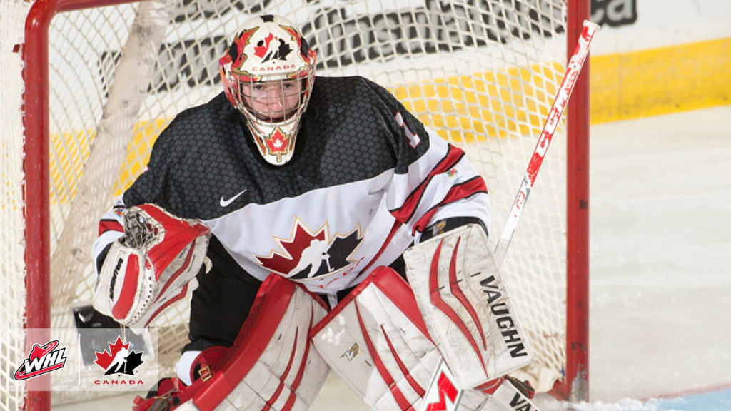 Canada downs Switzerland to stay perfect at U18 Worlds
